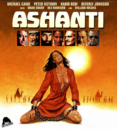 Ashanti Cover Art for Severin Release