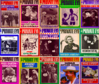 'Private Eye': Vintage documentary on the 'thorn in the side' of the British Establishment