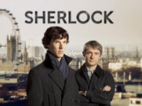 Leaked footage of the wedding from the new series of 'Sherlock'?