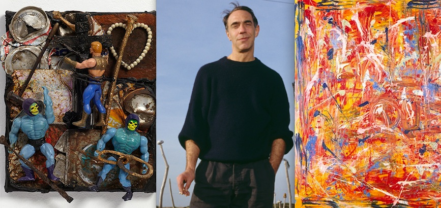 Derek Jarman: The iconoclast filmmaker as painter