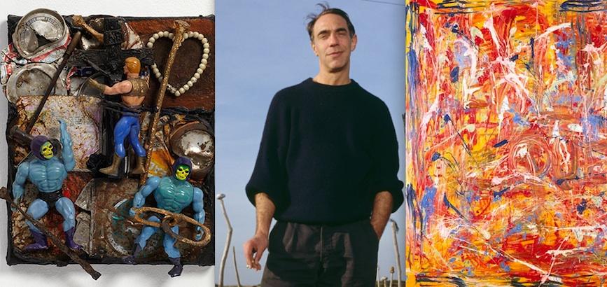 Derek Jarman: The iconoclast filmmaker as painter