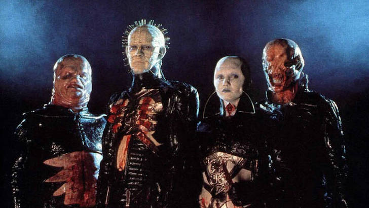 Hell on Earth: Behind the scenes of 'Hellraiser' and its sequels