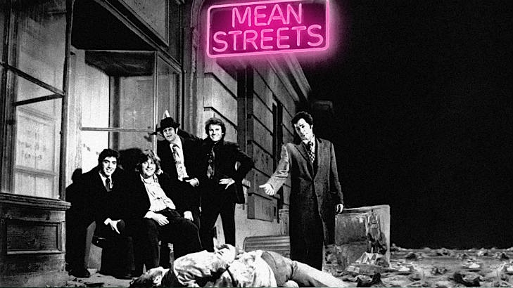 Behind the scenes of Martin Scorsese's 'Mean Streets'
