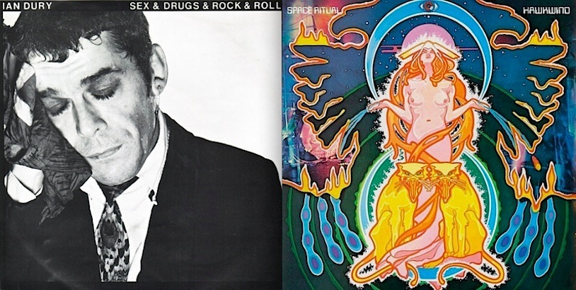 The Art of the Sleeve: Barney Bubbles' beautiful record designs