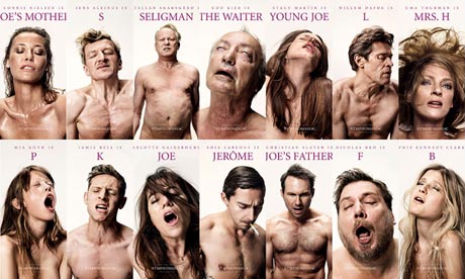 Coming soon: Stars show their sex faces for new Lars Von Trier film