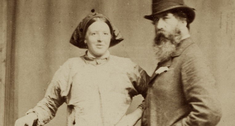 Slave to Love: The strange fetishized romance between a Victorian Gentleman and a Servant