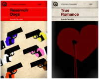 Quentin Tarantino's Screenplays: Re-imagined as Penguin books