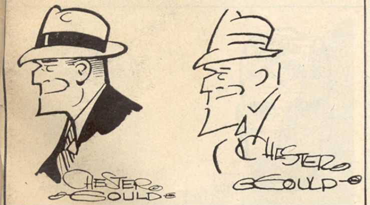 Ten famous comic strip artists draw their characters blindfolded