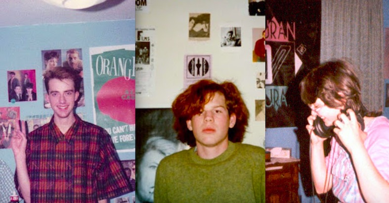 A Room of Their Own: Teenage bedrooms from the 1980s