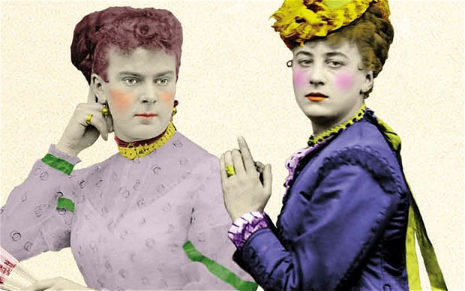 Fanny and Stella: The two Victorian gentlemen who shocked England