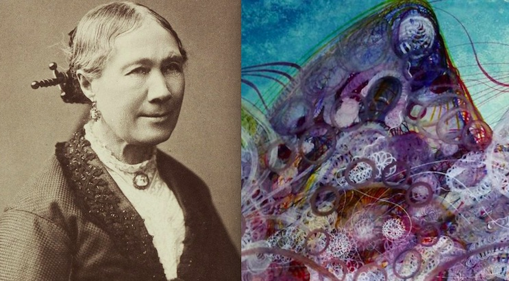 The Victorian woman who drew pictures of ghosts