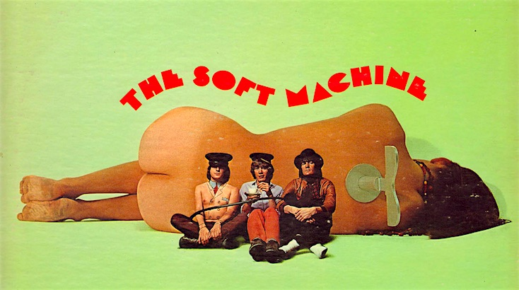 'Hope for Happiness': The Soft Machine live in Paris, 1967