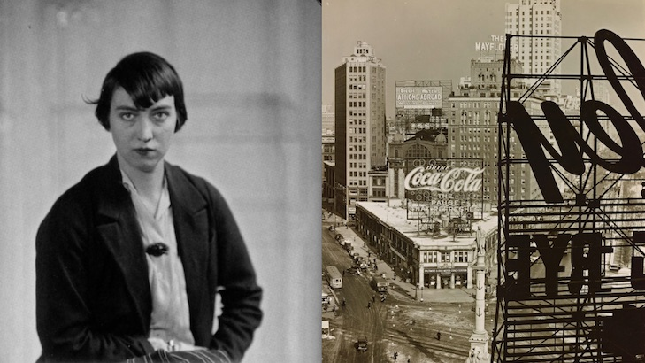 Berenice Abbott, the woman who shot 'the greatest collection of photographs of New York City'