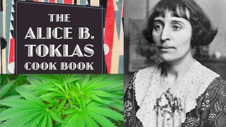 The infamous Hashish Fudge recipe of Alice B. Toklas