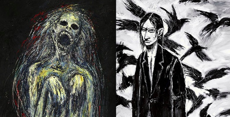'Wunderkammer': A new exhibition of Clive Barker's weird and disturbing paintings