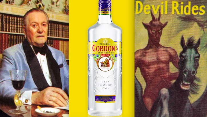 Sup with the Devil: Occult writer Dennis Wheatley's recipes for Nectarine Gin and Bloody Mary