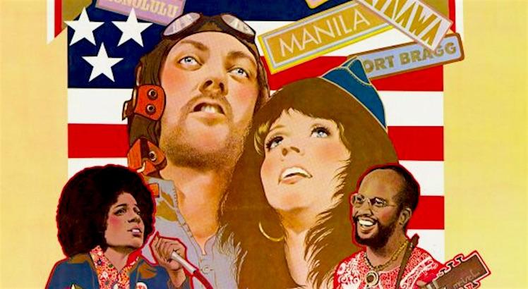 'F*ck the Army': When Jane Fonda and Donald Sutherland toured their anti-Vietnam War show, 1972