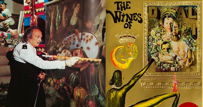 Theres a new edition of Dali's 'The Wines of Gala': The modern wine bible you never knew you needed