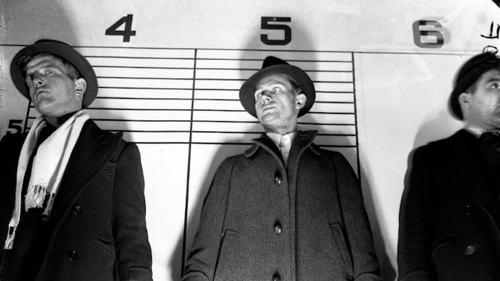 Crime Wave: Vintage photos of when Chicago was a gangster's paradise