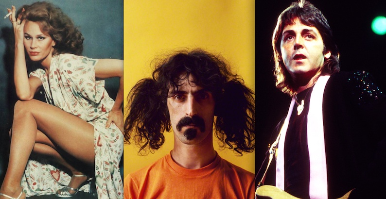 Comedy trolling genius interviews Cheech & Chong, Zappa, Boy George and McCartney