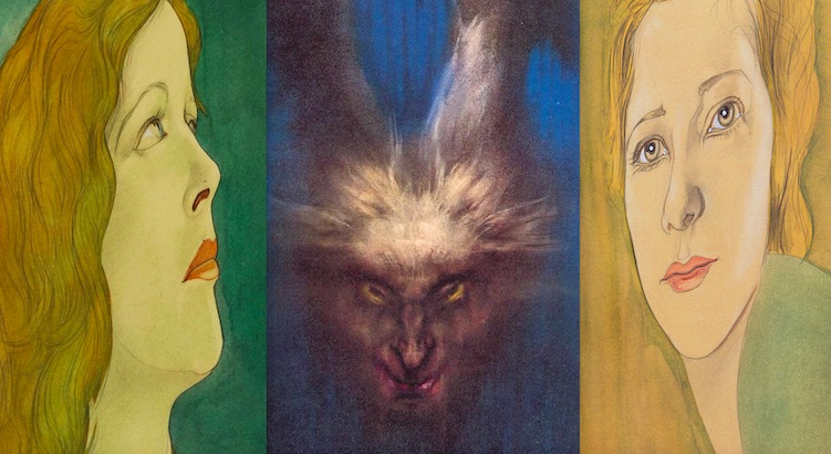The occult art of Austin Osman Spare