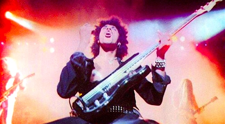 The boys will not be back in town: Rock gods Thin Lizzy blast off in their 1983 farewell tour