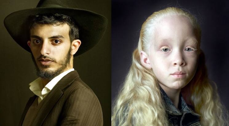 Painting with Light: Incredible portrait photographs of young outsiders
