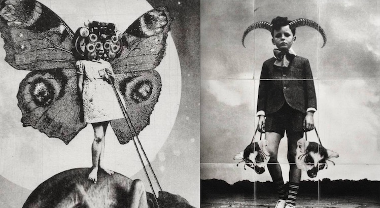 Boys and girls come out to play: The strange, surreal, and phantasmagorical world of Jaco Putker