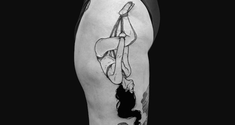 Stunning Erotic Tattoos