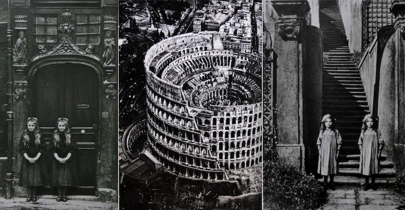 Parallel Universe: Incredible pencil drawings of re-imagined cities and buildings