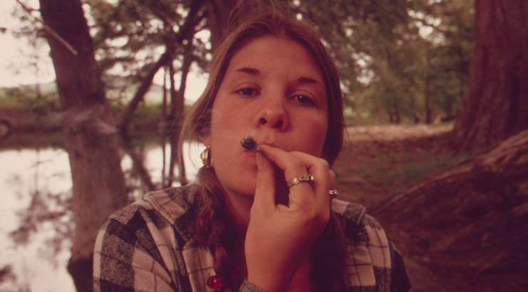 Teenage Wasteland: Texas teens getting stoned, 1973