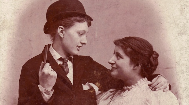 Love and Affection: Vintage photos of gay and lesbian couples