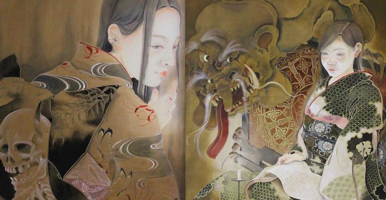 Gods and Monsters: The haunting artwork of Shiki Taira