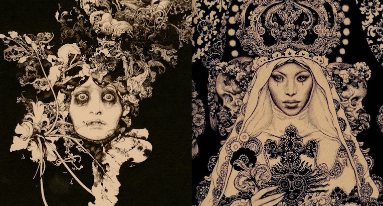 Sex and Death, Beauty and Decay: The dark art of Vania Zouravliov