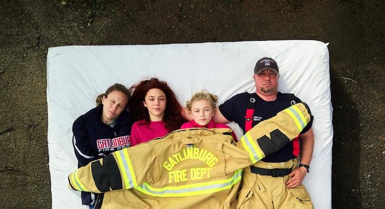 Fire Damage: Photographer documents the devastation of Gatlinburg