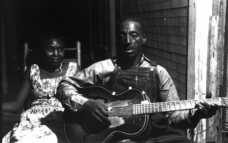 Alan Lomax blues recordings