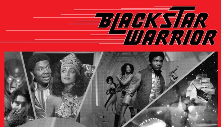'Blackstar Warrior' the truth behind the riddle of the myth of TV's legendary black sci-fi hero