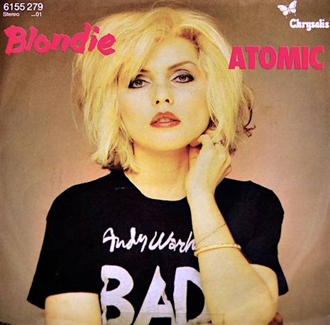 'Make Me Tonight': Listen to Debbie Harry's isolated vocal for Blondie's 'Atomic'