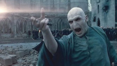 Harry Potter: Messages to Lord Voldemort removed from Scottish graveyard