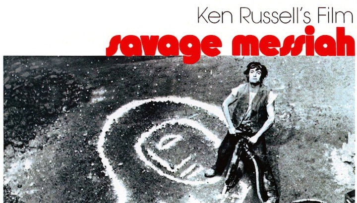 The Book, The Sculptor, His Life and Ken Russell