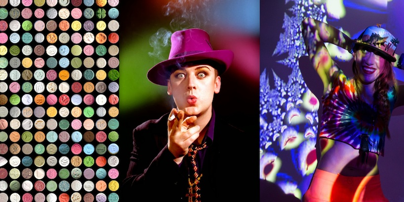 The Chemical Generation: Boy George investigates how Ecstasy changed the world