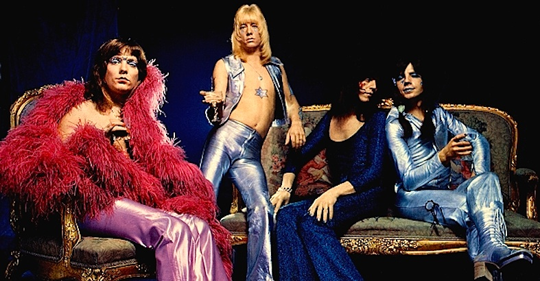 'All That Glitters': Vintage doc on legendary British glam rockers, The Sweet
