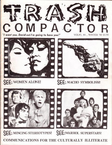 Xerox Ferox and the Lost Art of the Horror Film Fanzine