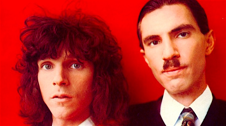 Sparks fly: A brief trip through Ron & Russell Mael's appearances on German TV over the years