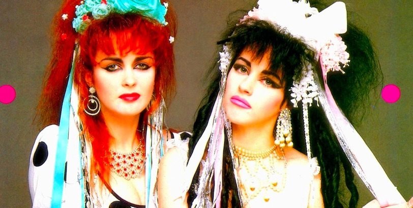 'Since Yesterday': The beautiful pop of Strawberry Switchblade