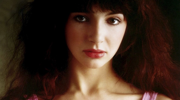 A young Kate Bush performs in a musical fantasia from Holland, 1978