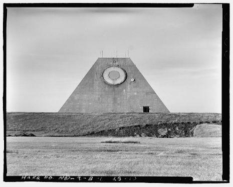 Did the Illuminati build a secret defense pyramid in North Dakota?