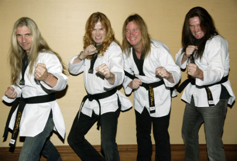 Megadeth's obsession with the words 'life' and 'live'