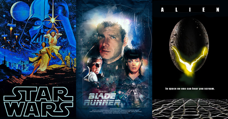 12-hour ambient music pieces from 'Blade Runner,' 'Alien,' 'Doctor Who' and 'Star Wars'