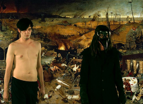 1334: Rozz & Nico in the Painting